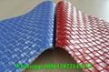 MRD50028 High grade comfortable embossed pvc sponge leather for decoration 3