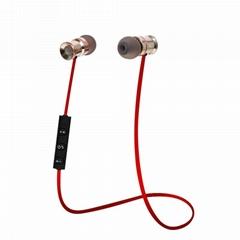 高端運動減噪立體聲藍牙耳機