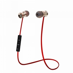 Sports style High quality Bluetooth V4.1 earphone