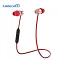 metal earphone V4.1 CSR8635 magnet