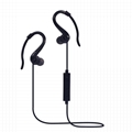 Noise cancelling sports wireless