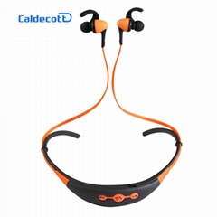 Noise cancelling mobile phone ear bud