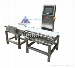 Online automatic weighing scales checkweigher JLCW-1200
