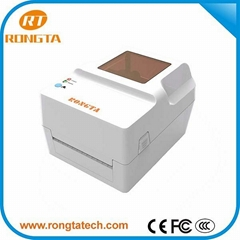 4 inch printing width 300DPI barcode labeling RP400 thermal transfer label print