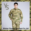 ACU A-tacs FG camouflage military Field Combat uniform  1