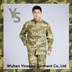 ACU A-tacs FG camouflage military Field Combat uniform