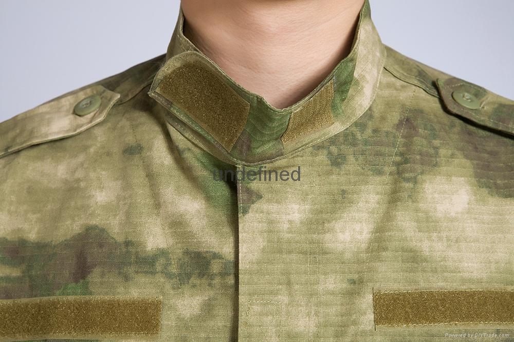 ACU A-tacs FG camouflage military Field Combat uniform  2