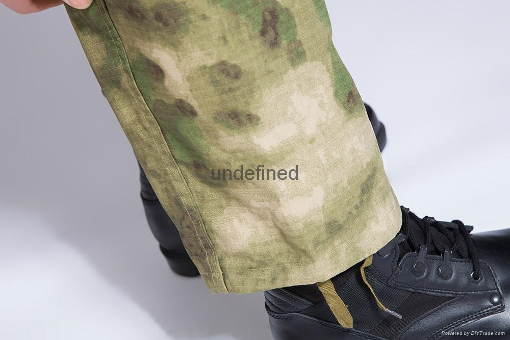 ACU A-tacs FG camouflage military Field Combat uniform  4