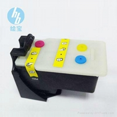 Patent CISS Compatible Ink Cartridges Help to Save Price Replacement for HP