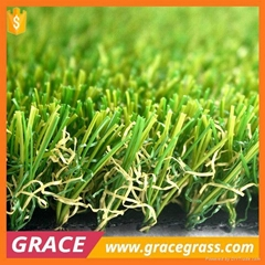 No heavy metal,outdoor artificial grass for landscaping
