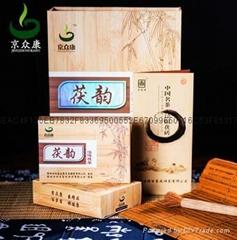 京眾康茯茶茯韻禮盒640g