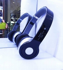 Bluetooth Headphone with MP3 player and FM radio