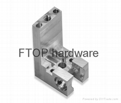 pneumatic components with aluminum