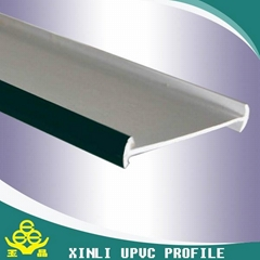 Aluminum pvc profile  upvc profile for window
