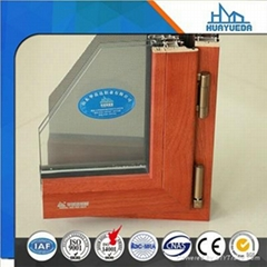 Aluminum Window Profiles with Competitive Price and High Quality