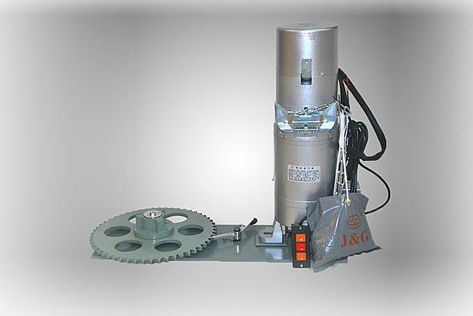 巨光JG系列B型齿轮卷门电机 1