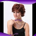 Fashion beauty synthetic  wigs &hair for woman party  1