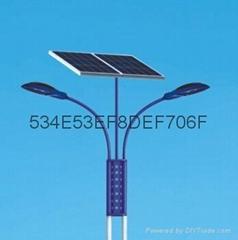 華可路燈廠家HK15-23302太陽能路燈廠家價格