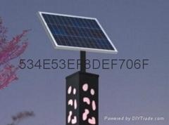路燈廠家直銷hk15-36202太陽能景觀燈