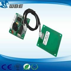 RFID card reader module
