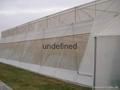 Greenhouse anti aphid net 50x25mesh