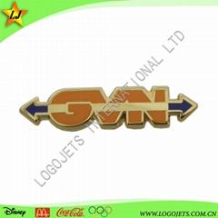 2016 Hot sell customized lapel pin