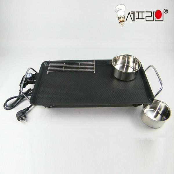 Koera Electric Pan, Electric Oven, Electronic Grill Pan 50*28cm 1