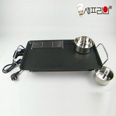 Koera Electric Pan, Electric Oven, Electronic Grill Pan 50*28cm