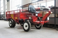 wheel type transporter with sprayer  WY-500-4S