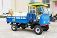 Four wheel drive agricultural transporter  WL-2000