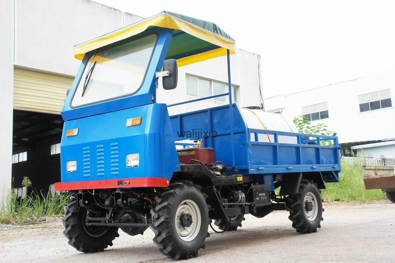 农用四驱轮式山地运输车 WL-2000 5