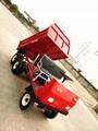 农用柴油山地搬运车  WL-600-8A 3