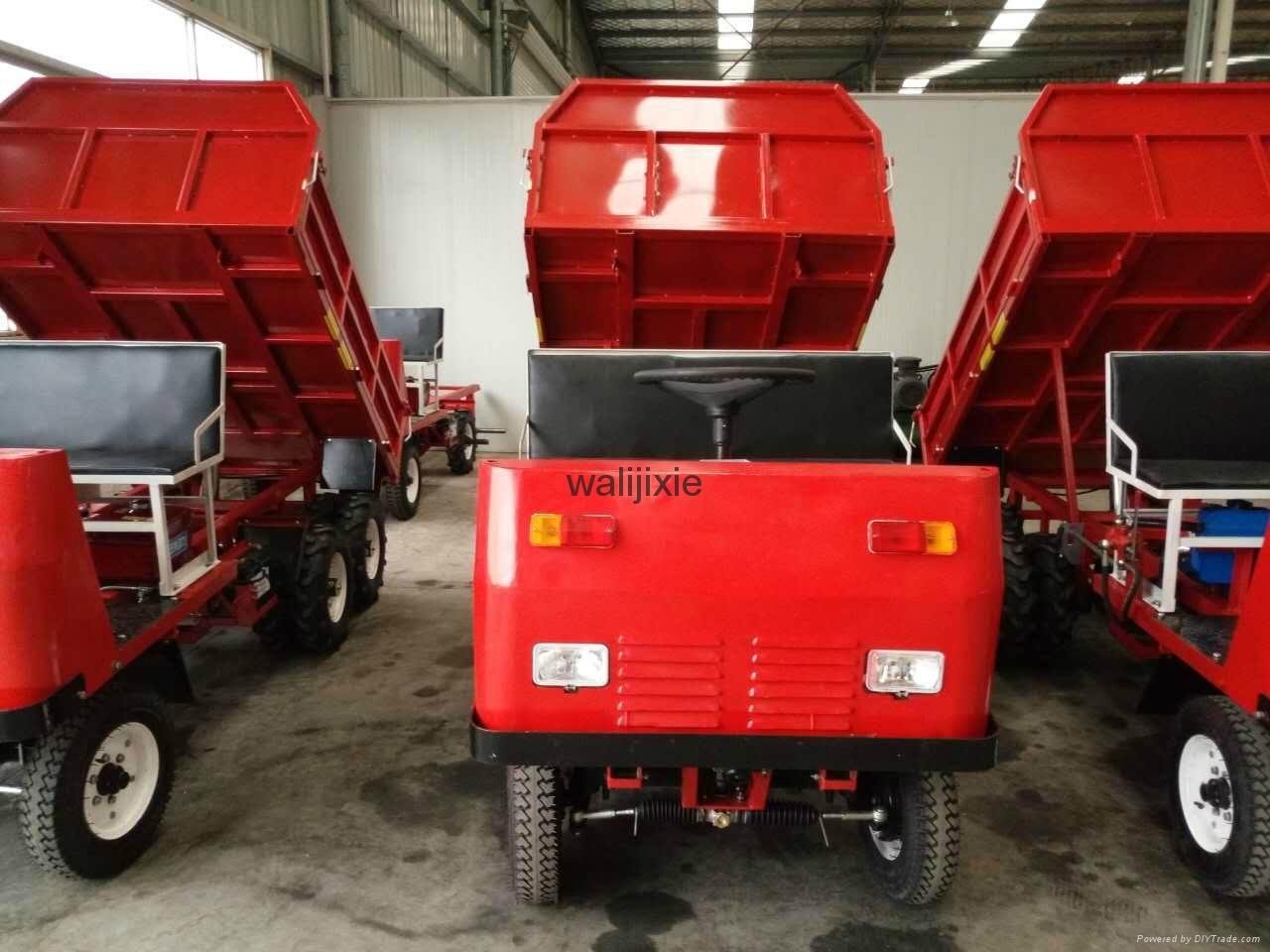 Agricultural diesel engine transporter  WL-600-8A 5