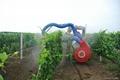 悬挂式果园风管风送动力喷雾机