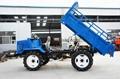 4WD diesel engine agricultural truck dumper