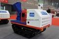 迷你遙控果園機器人-粉碎機  3ZS-7  4