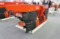 Agricultural tractor mounted  fertilizer Spreader  WLF-3000
