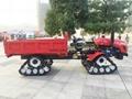 铰接式履带运输型拖拉机   W