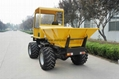 4WD wet land  wheel type dumper WL-2000W 5