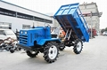 4 Wheel Diesel : Wd wet land wheel type dumper wl w wali china