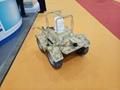Mini  wheel intelligent robot  WL-80