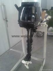 Diesel engine outboard motor WL-4