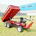 Agricultural diesel engine wheel transporter  WL-500-8A