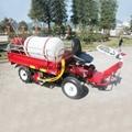 wheel type transporter with sprayer