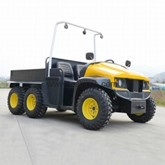 6x4 Electric /diesel engine UTV