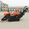 Ride on crawler type multifunction trencher  WL-80