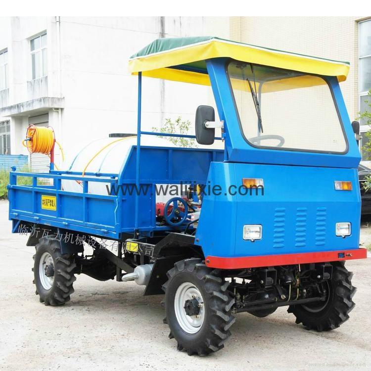 农用四驱轮式山地运输车 WL-2000 2