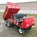 农用柴油山地搬运车  WL-600-8A 2