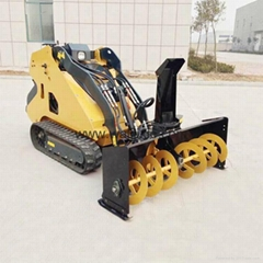 garde crawler skid steer loader ML525T