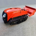 Mini multifunction crawler diesel engine tractor  GZ-120